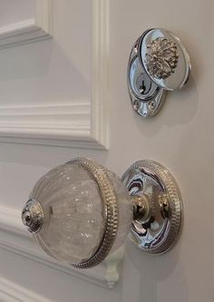 Don't you just love the door furniture?