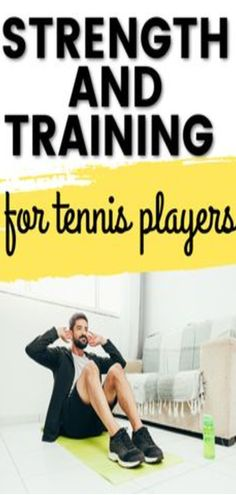 If you are a tennis player looking to get in shape for tennis season you need to try these effective workouts. They are targeted for people that play tennis and will help you get prepared and ready for playing tennis this summer. Flexibility Training, Strength Training, Tennis Scores, How To Play Tennis, Tennis Lessons, Tennis Workout, Workout Regimen, High Intensity Interval Training, Stay In Shape