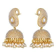 Image result for kerala traditional earrings