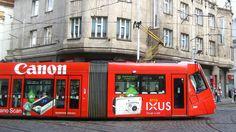 Praha, září 2011, tram Škoda 14T #praha #prague #tram