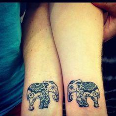 mandala tattoo lotus mandala handgelenk elefanten