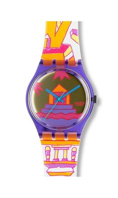 RARA AVIS ❥ Swatch Watch ❥
