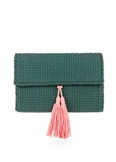 Emerald Hanan Clutch Ethical Fashion, Revolution, Emerald, Diy, Bags, Accessories, Women, Taschen, Ethical Clothing