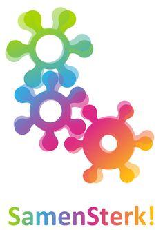 Logo SamenSterk! (txt zonder schaduw)
