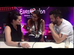 Interview with Marta Jandová & Václav Bárta from the Czech Republic - YouTube Eurovision 2015 Hope Never Dies