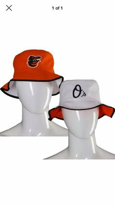 save off 762ba c0c49 Baltimore Orioles SGA Reversible Floppy Bucket Hat 2018 Never Worn   eBay