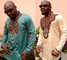 Ghana African Men's fashion style very fine!