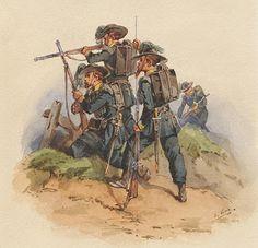 Bersaglieri 1859 - Warfare in the Age of Steam: 2010-07-11
