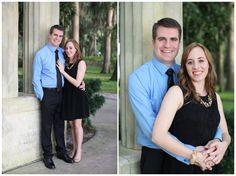 Engagement photos - Kraft Azalea Gardens, Orlando Photography | Michelle Stoker Photography