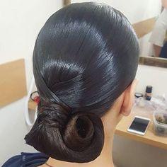 Slick Hairstyles, Dance Hairstyles, Wedding Hairstyles, Ballroom Dance Hair, Competition Hair, Dance Makeup, Hair Makeup, Hair Cuts, Hair Beauty