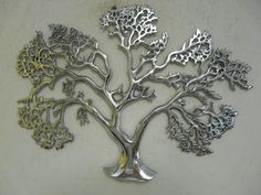 Outside Metal Wall Art firefly for outside wall | for the home | pinterest | outdoor wall