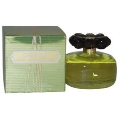Covet By Sarah Jessica Parker For Women. Eau De Parfum Spray 3.4-Ounces by Sarah Jessica Parker. $25.41. This item is not for sale in Catalina Island. Packaging for this product may vary from that shown in the image above. Launched by the design house of Sarah Jessica Parker in 2007, COVET is a women's fragrance that possesses a blend of Geranium leaves, Lemon, Honeysuckle, Chocolate, Lavender, Lemon, Amber, Musk, TeakwoodWhenapplyingany fragrance please consider that there ...