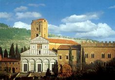 Church of San Miniato al Monte right past Piazza de Michelangelo aka long long walk. take a bus if we really want to go but go around 4:30 when the Gregorians are chanting.