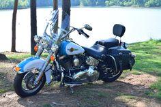 Harley Bikes, Harley Davidson Motorcycles, Cars And Motorcycles, Classic Motorcycle, Custom Bikes, Bobber, Ford Mustang, Motorbikes, Gypsy