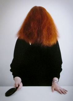 // Grace Coddington by Tim Walker