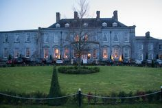 Castle Durrow, Co. Laois, Ireland. To see more of our wedding photography go to weddingsbykara.com