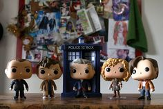 Funko Pop – Tardis (Doctor Who)