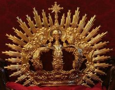 Crown Drawing, Metal Crafts, Headdress, Catholic, Chandelier, Ceiling Lights, Drawings, Handmade, Inspiration