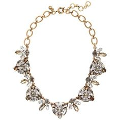 J.Crew Radiating triangles necklace (900 CNY) ❤ liked on Polyvore featuring jewelry, necklaces, accessories, colar, collares, collar necklace, j crew jewelry, triangle necklace, polka dot necklace and dot necklace