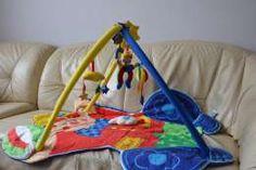 duża mata edukacyjna CHICCO, zabawka dla najmłodszych