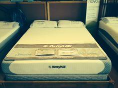 Brand New Mattress Line- Broyd Hill - Memory Foam  (10 year full warranty)  Queen Set $899!