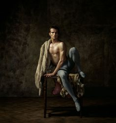 Erwin Olaf for the Dutch National Ballet - whoa!! this is freakin amazing!!!!