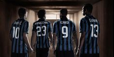 Inter Reveal New Font for 15-16 Kit - Footy Headlines