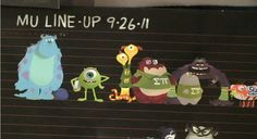 Pixar Monsters University Concept Art & Maquette - Animation & Vfx, Behind the ScenesComputer Graphics & Digital Art Community for Artist: Job, Tutorial, Art, Concept Art, Portfolio