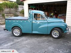 Morris 1000 Ute 1970 | Trade Me