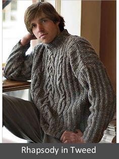 Irish Knits 2! More Aran Sweaters