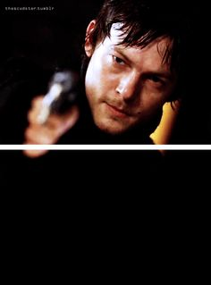 I feel like nobody remembers that Daryl (Norman Reedus) played the also SEXY Murphy MacManus in Boondock Saints.
