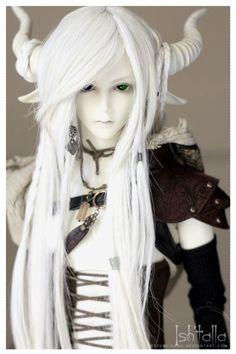 Portraits : Bal'thial by Nezumi-chuu (Soom MD Amber Male)