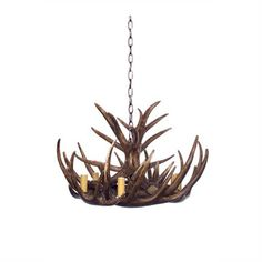 http://www.livingstyles.com.au/Antler-6-Arm-Chandelier-Natural-Finish/19724/  $889