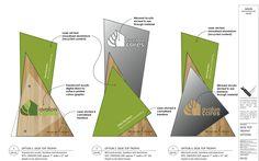 #EcoAmmo Signage Award #bamboo #industrialdesign #local