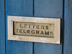 Letters & Telegrams, Letter Box