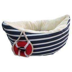 Hundebett 'Segelboot'