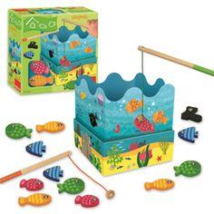 Goula 53412 - Gioco della Pesca: Amazon.it: Giochi e giocattoli
