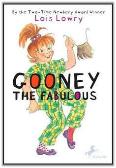 Read aloud (especially good to pair different Gooney books with Writer's Workshop - the main character talks about the writing process within the book).