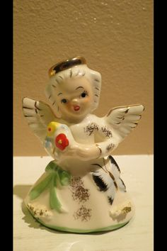 May Angel - Vintage Napco Lefton