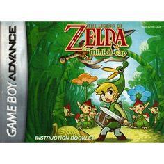 The Legend of Zelda - The Minish Cap Review
