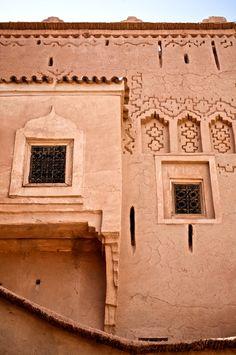 'Desert Architecture'  Scenes from Morocco | ©Ali Erol