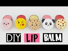 5 AMAZING DIY LIP BALM IDEAS - Easy & Simple Recipe! - YouTube