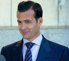 Harvey Specter - suits played by Gabriel Macht