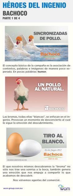 Primera parte del análisis de la campaña publicitaria de Bachoco.