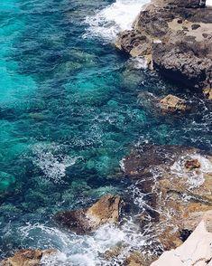 The sea always heals broken hearts