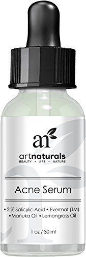 ArtNaturals Presents:  Artisanal Quality, Natural Beauty. ArtNaturals Pore Minimizer and Anti-Acne Serum . Proven Pore Reduction brought to you wit...