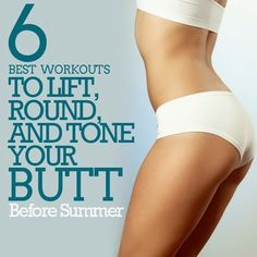 6 Best Workout Routines for Toned Butt   Remediesly
