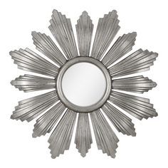 "Mirror Image Home 26"" Sunburst Mirror"