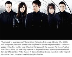 Torchwood ~  Here's my Torchwood board http://www.pinterest.com/wilknine/torchwood/