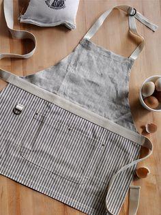 Search Results for oatmeal-and-ticking-stripe-bib-apron Pop Couture, Bib Apron, Apron Dress, Apron Diy, Shop Apron, Cute Aprons, Techniques Couture, Aprons Vintage, Retro Apron